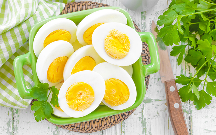 hard boiled egg diet for weight loss