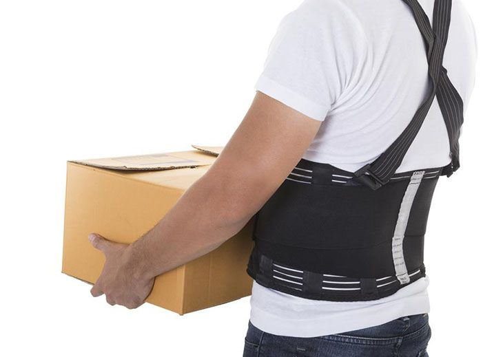 back brace for lower back pain